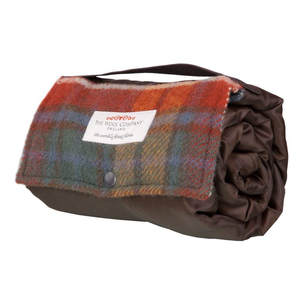 Buy Walker Companion Small Picnic Rug Antique Buchanan From The Wool Company Online