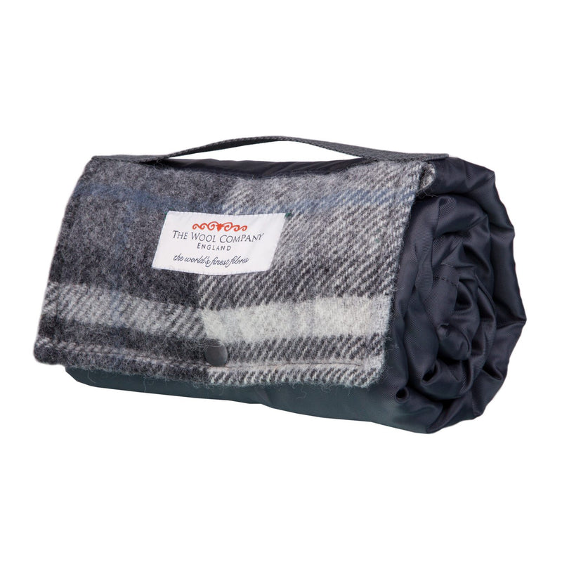 Buy Walker Companion Small Picnic Rug Cheltenham From The Wool Company Online
