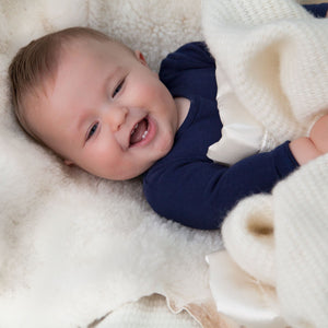 Buy Wool Cellular Baby Blankets From The Wool Company Online