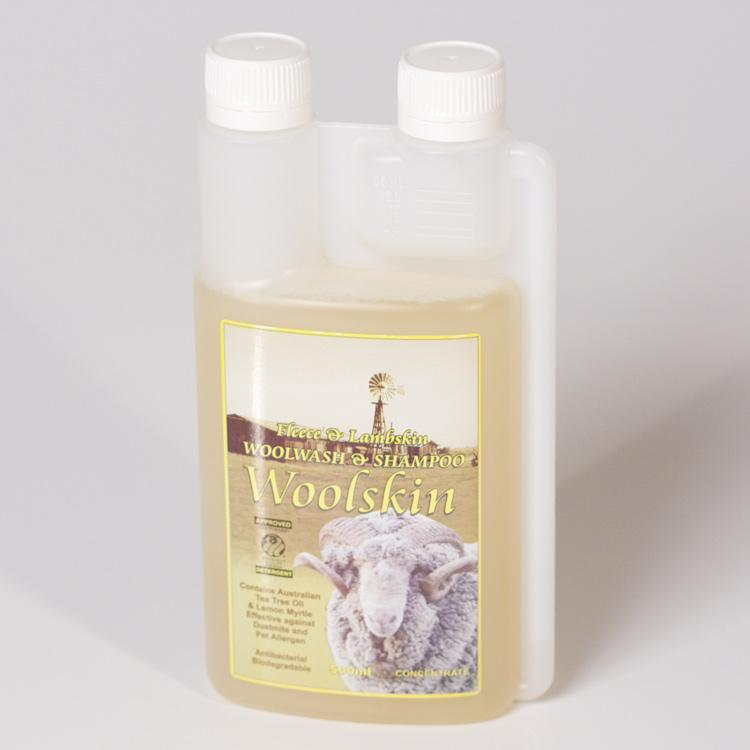 Buy Woolskin Premium Woolwash 500 ml From The Wool Company Online