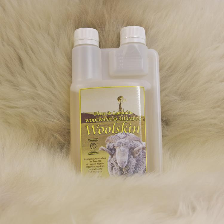 Woolskin Premium Woolwash 500 ml SHEEPSKIN The Wool Company