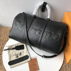 Supreme x L Travel Bag