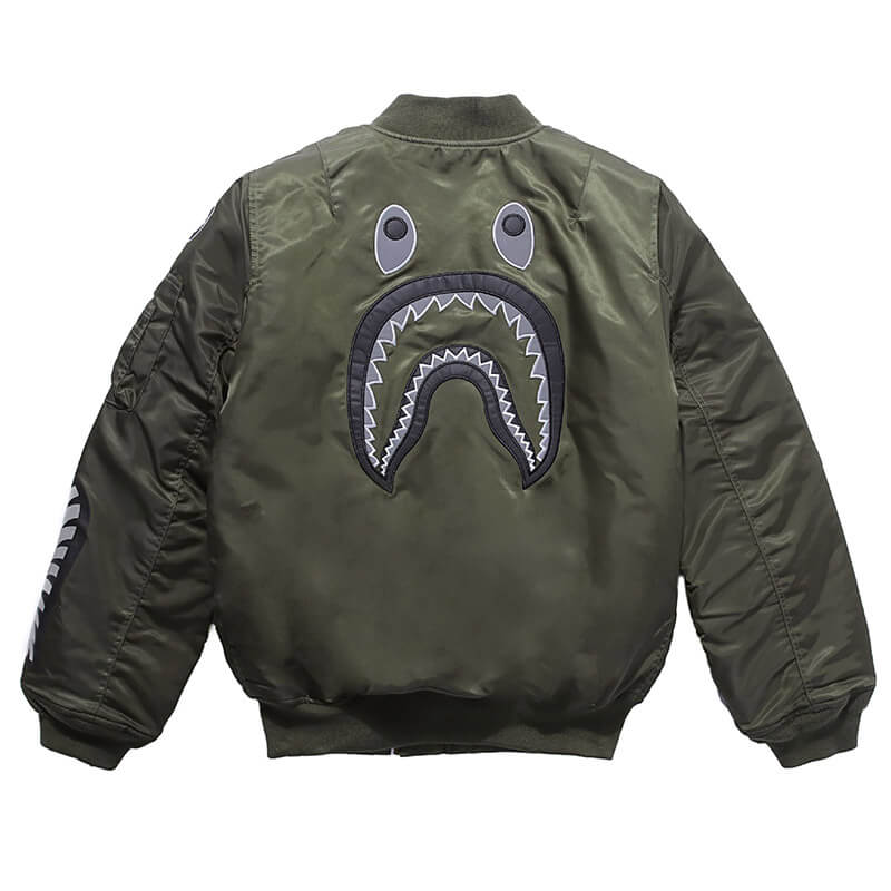 BAPE MA1 Flight Jacket