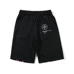 OFF WHITE SHORT S1