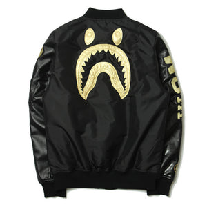 BAPE Shark Jacket