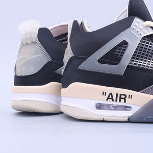OFF WHITE x Air Jordan 4 Retro