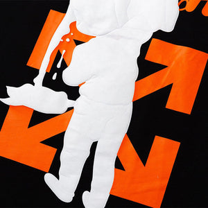 Off White Painting T-Shirt