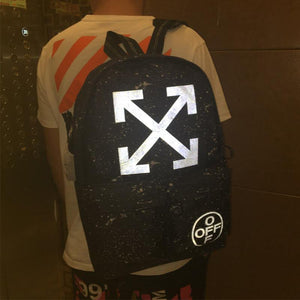 Off White 3M Reflective Backpack