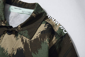OFF WHITE Camo Jacket