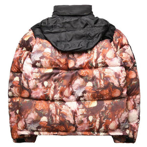 TNF x Supreme Leaf Coat