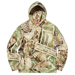 Supreme 20SS Bling Hooded Sweatshirt