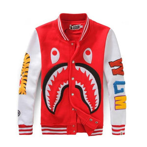 BAPE SHARK COAT
