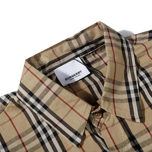 Plaid T Shirt