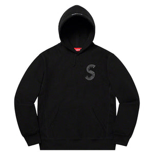 Supreme S Logo Hooded Sweatshirt