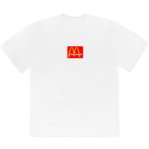 TRAVIS SCOTT CACTUS JACK x McDonald's T-Shirt