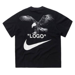 Off White x Nike Logo T-Shirt