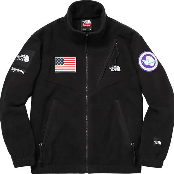 TNF x Supreme Fleece Jacket