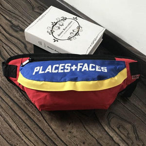 PLACES+FACES 3M Waist Bag