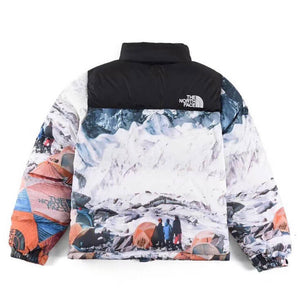 INVINCIBLE x THE NORTH FACE COAT