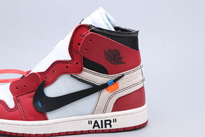 AIR JORDAN 1 x OFF WHITE
