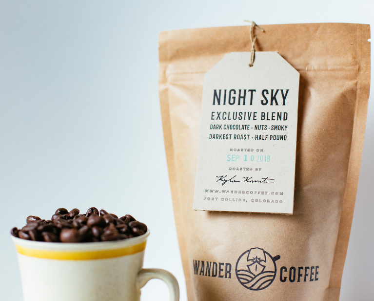 Maker's Monday: Wander Coffee
