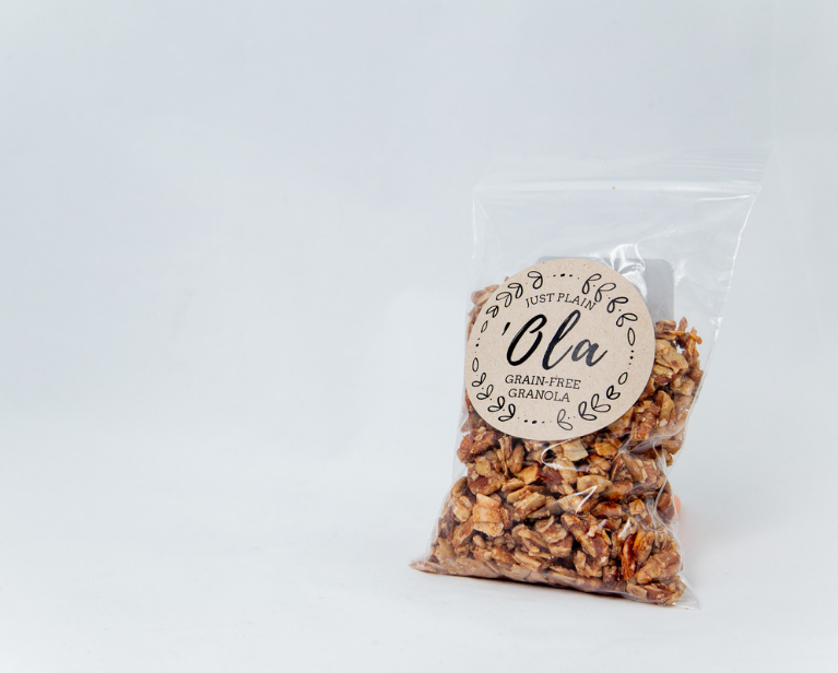 Grain Free Granola Made in Fort Collins, Colorado