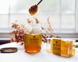 Local Food Maker Introduction: Bjorn's Colorado Honey