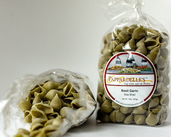 handmade pasta shells made in denver, colorado