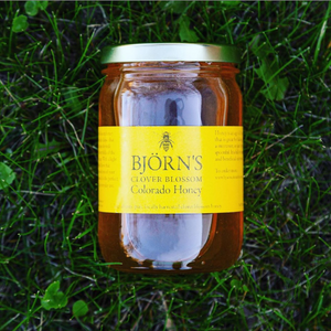 Bjorn's Colorado Honey, 16 Ounce Jar