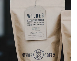 Wander Coffee, 8 oz