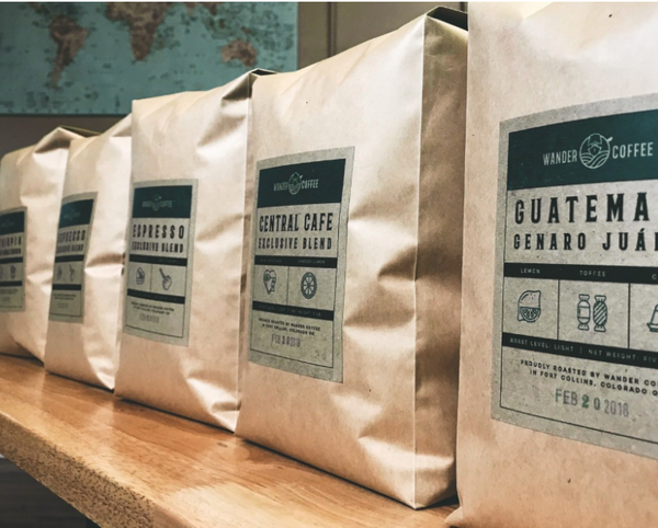Local Coffee Subscription