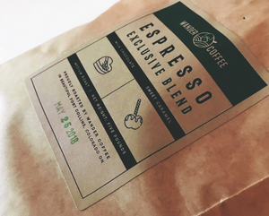 Local Espresso Subscription