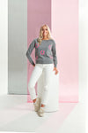 Roxy Cashmere Sweater Equestrian Fashion Apparel