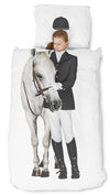 Equestrian Duvet Set Twin