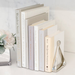 Stirrup Bookend Set