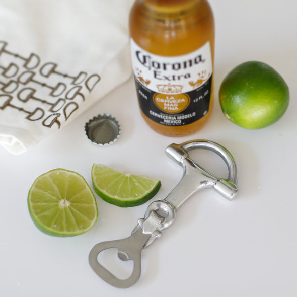 Show Day Bottle Opener Equestrian Barware