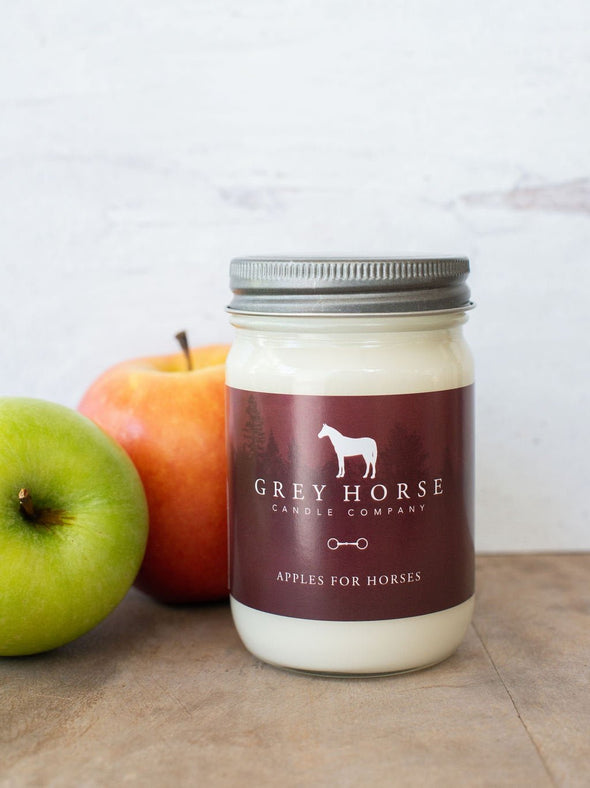 Grey Horse Candle Co. Jar Candle