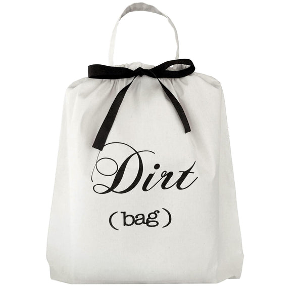 Dirt Bag Grosgrain Ribbon Top