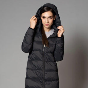 Everest Long Down Jacket
