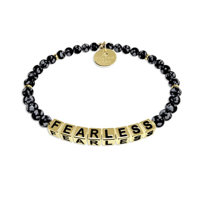 stylish equestrian the little words project fearless equestrian beaded bracelet