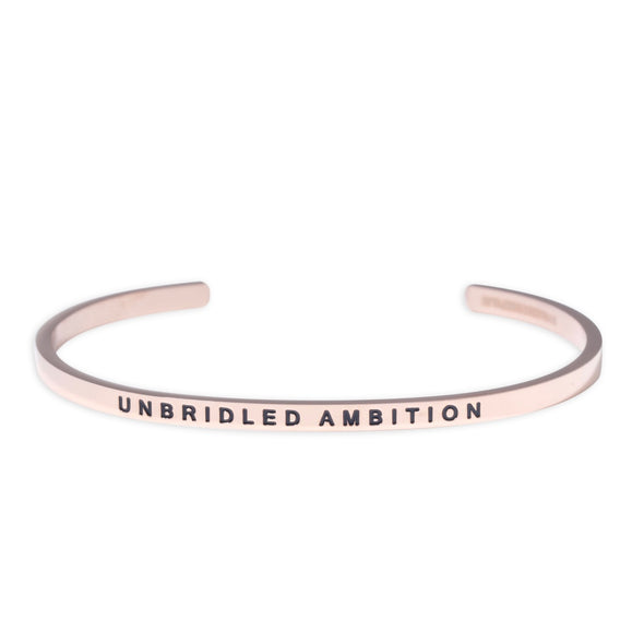 Unbridled Ambition Bangle Fashion Jewelry