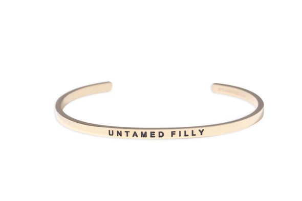 Untamed Filly Bangle Fashion Jewelry