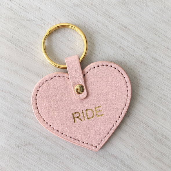 Ride Key Ring Fashion Accessories