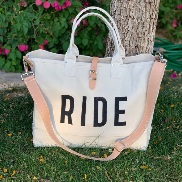 Ride Cargo Water Resistant Tote