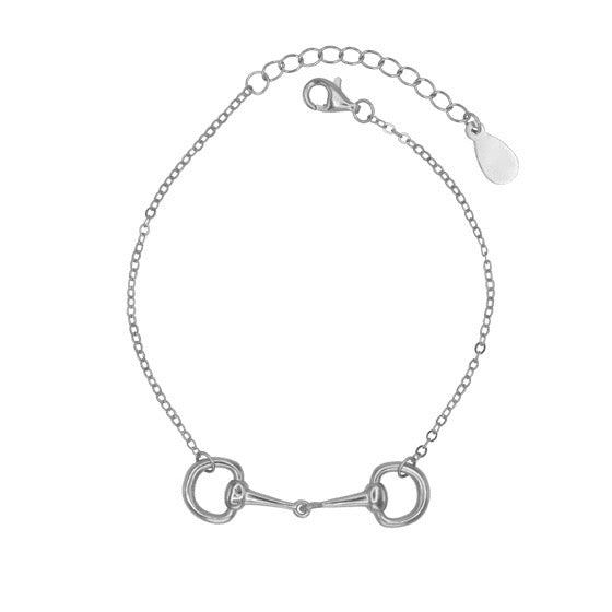 Lauren Bit Bracelet Equestrian Fashion Jewelry