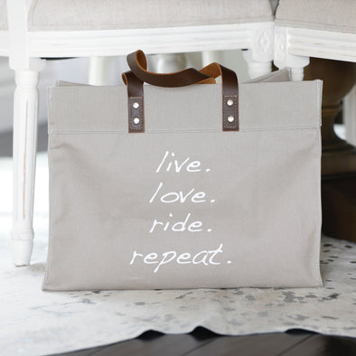 Mantra Tote Taupe