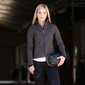 Water Resistant Reese Jacket Equestrian Fashion Apparel