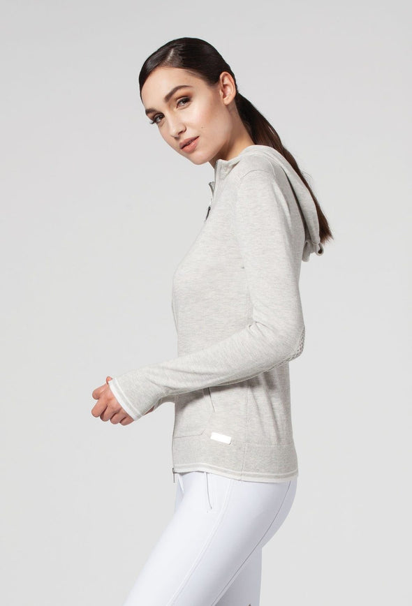 Shay Lightweight Zip Up Luna Equestrian Fashion Apparel