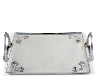 arthur court stirrup tray large