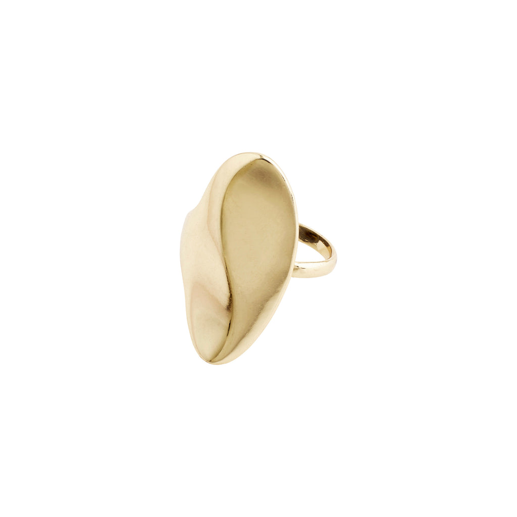 Pilgrim Gold Plated Mabelle Ring